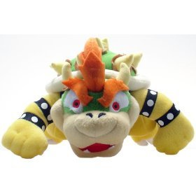 Nintendo Super Mario Brothers Bowser 20 Inch Plush