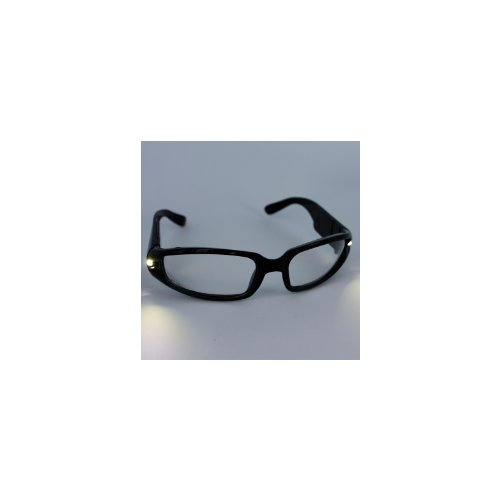 Lightspecs Led Vindicator Safety Glasses Ansi Z87.1 32 Lumen