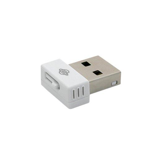 PLANEXゲーム・パソコン・ケータイをかんたんWi-Fi接続! WPSボタン付 150Mbpsハイパワー無線LAN USBアダプタ GW-USNano2