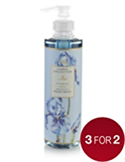 Floral Collection Iris Hand Wash 250ml