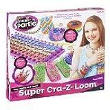 2x Cra-Z-Art Shimmer and Sparkle Super Cra-Z-Loom