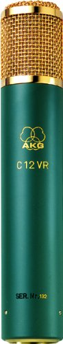 Akg C12Vr Reference Multipattern Tube Condenser Microphone