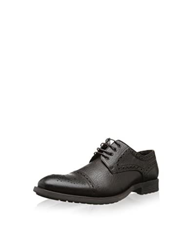 Vince Camuto Men's Nicola Cap Toe Lace Up With Medallion