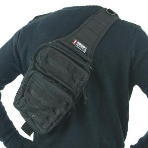 sac d epaule a dos mono bretelle noir multi poches sangles anneaux airsoft one as1 sac dos gd. Black Bedroom Furniture Sets. Home Design Ideas