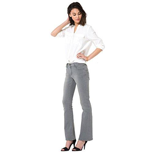 R Edition Donna Jeans Bootcut Taglia 46 Grigio