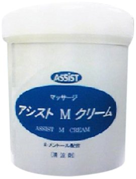 お徳用アシストMクリーム12個セット
