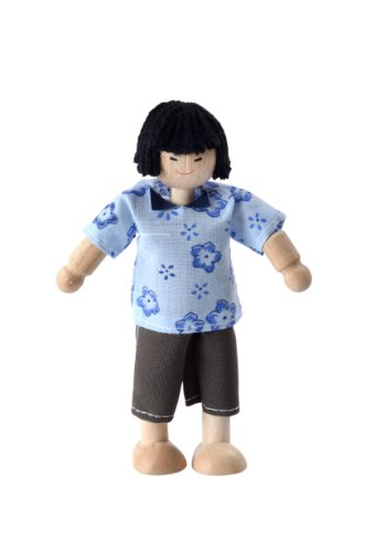 Plan Toys Asian Dad Doll