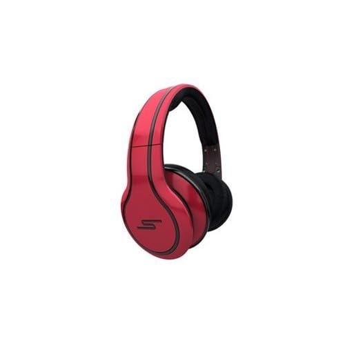 SMS Audio STREET by 50 Cent Redの写真01。おしゃれなヘッドホンをおすすめ-HEADMAN(ヘッドマン)-