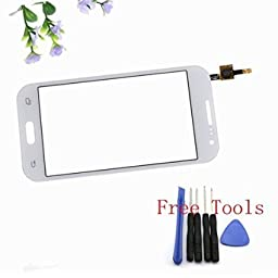 Touch Screen Digitizer + Tools for Samsung Galaxy Core Prime Sm-g360g/f/p (white)