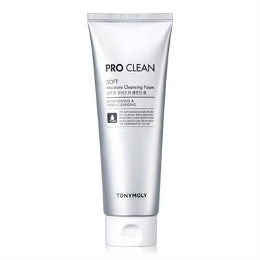 tonymoly-pro-clean-soft-moisture-cleansing-foam-150ml