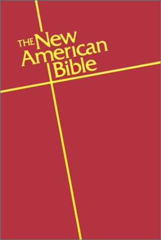 The New American Bible (Style No. 2403): Student Edition