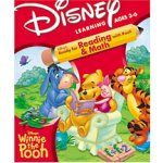 Amazon.com: Disney's Ready For Reading And Math With Pooh