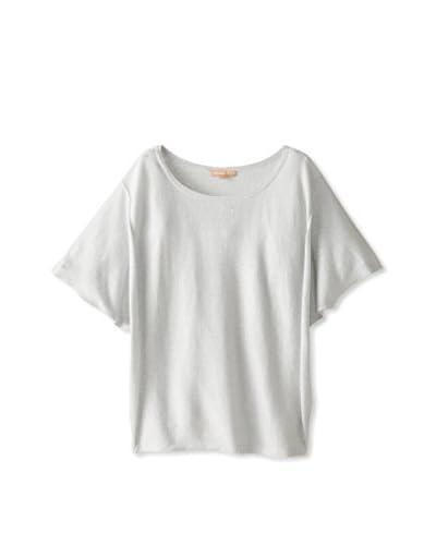 Kier & J Women's Cropped Dolman Sweater