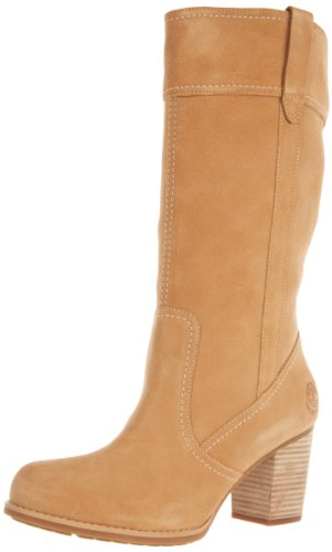 Timberland Women's EK RDSTON WP BT DKTAN SDE Boots 3601R Dark Tan Suede 6.5 UK