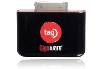 Gigaware Wireless HD Radio Dongle for iPod 12-645