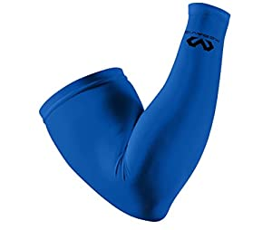 McDavid Compression Arm Sleeve, Royal, Medium