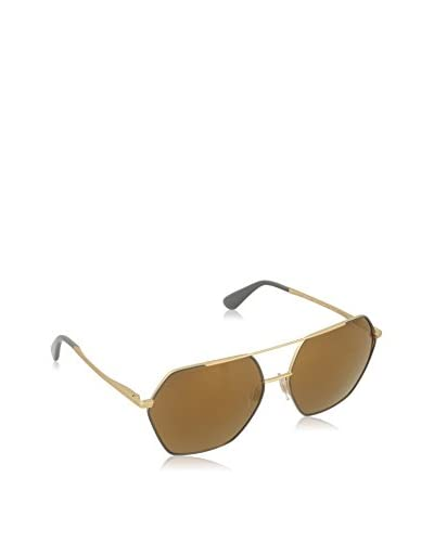 Dolce & Gabbana Sonnenbrille Mod. 2157 1295F9 59_1295F9 (59 mm) goldfarben