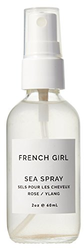 French Girl Organics - Organic / Vegan Sea Salt Hair Mist (Rose/Ylang, 2 oz) (Salt Hairspray compare prices)