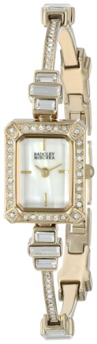 badgley-mischka-womens-ba-1312wmgb-swarovski-crystal-accented-rectangular-gold-tone-thin-bracelet-wa