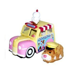 Imagen de Zhu Zhu Pets Hamsters Playset Ice Cream Truck no está incluido!
