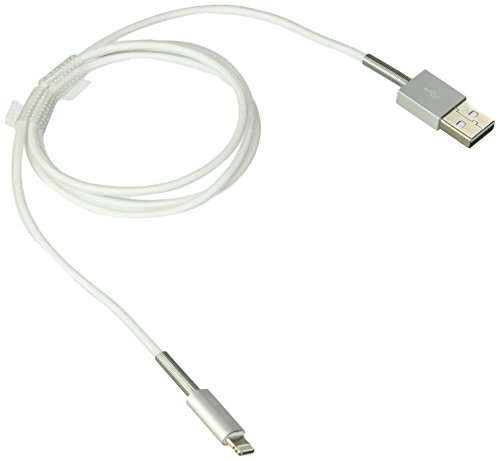 mos-spring-lightning-cable-aluminum-heads-with-spring-relief-white-3-ft