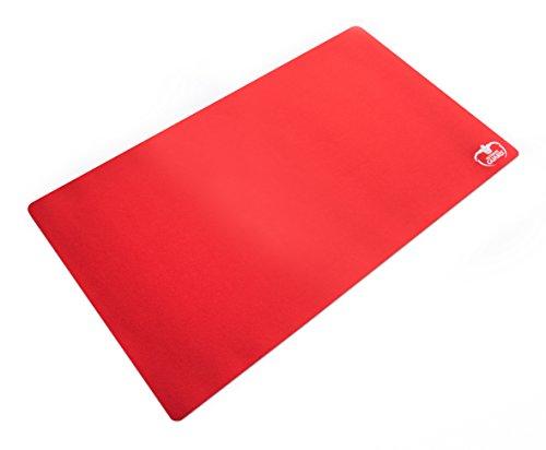 Ultimate Guard 61x 35cm Tapis Monochrome (Rouge)