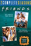Friends  Seasons 3 and 4