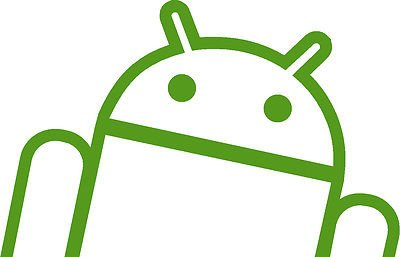 Google Android Guy Vinyl Decal - Android Iphone Galaxy Htc Evo Droid Motorola front-335000