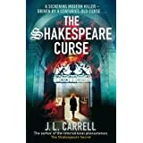 "The Shakespeare Cursevon ""Jennifer Lee Carrell"""