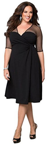 TomYork Plus Size Sugar and Spice Dress