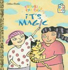 img - for Troubles the Cat: It's Magic (Golden Look-Look Book) book / textbook / text book