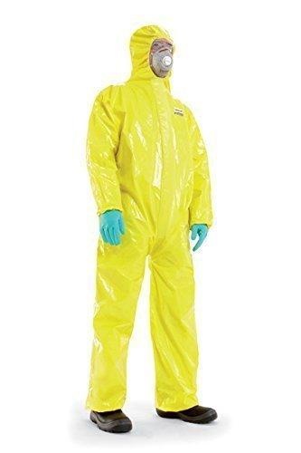 flussigkeitsdichter-infektions-schutzanzug-gr-xl-honeywell-spacel-mit-integrierten-handschuhen-und-f