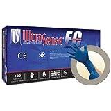 Ultra Sense EC Nitrile Exam Gloves by Microflex Size Small