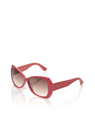 Tod's Gafas de Sol TO0084 Rojo