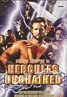 Hercules Unchained [DVD] [Region 1] [US Import] [NTSC]