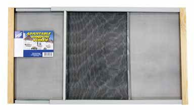 Frost king wb marvin aws1025 adjustable window screen for Marvin screens