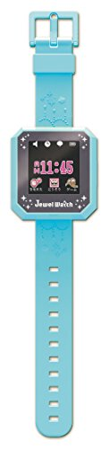 Jewel pet Jewel Watch jewel watch aqua blue