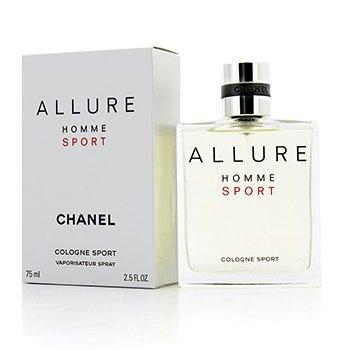 Chanel sbn11225 Allure Homme Sport Cologne Spray 75ml 2 5oz ... 3411fd2bb4b