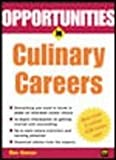 img - for Opportunities in Culinary Careers book / textbook / text book