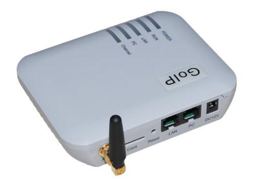 GSM VOIP Gateway GOIP-1 Support Asterisk,Trixbox,3CX,SIP