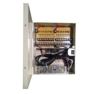 DV-AT1212A-D18P Power Distribution Box 18 Ports-Output
