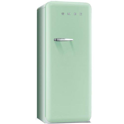 Bilder von Smeg FAB28RV1 Standkühlschrank / A++ / 248 L / Grün / mit integriertem Gefrierteil / Rechtsanschlag