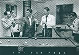 The Rat Pack Pool Table Poster 61x86cm