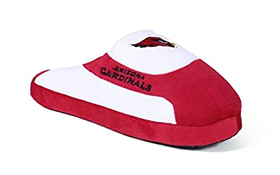 Happy Feet Mens and Womens NFL Low Pro Slippers