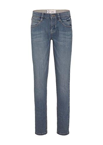 s.Oliver Jungen Jeans 61.503.71.6266, Einfarbig, Gr. 176 (Herstellergröße: 176/REG), Blau (blue denim stretch 55Z7)
