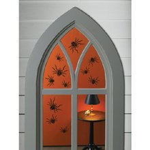 Martha Stewart Crafts Spider Window Clings