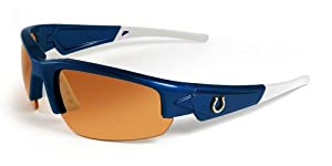 NFL Indianapolis Colts Dynasty Sunglasses with Bag by Maxx