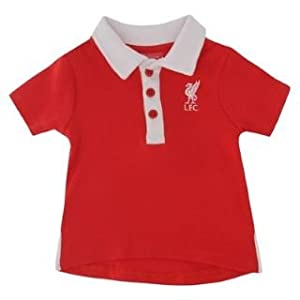 Brecrest Polo Shirt Baby Liverpool 3-6 Mnth