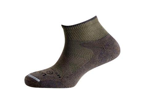 Lorpen Multisport Modal-FX Shorty Socks - conifer, small