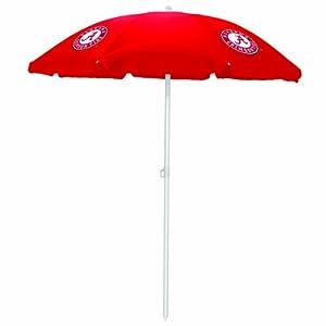 NCAA Alabama Crimson Tide Portable Sunshade Umbrella by Picnic Time